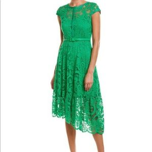 BRAND NWT!!!! Nanette Lepore Cap-Sleeve Dress